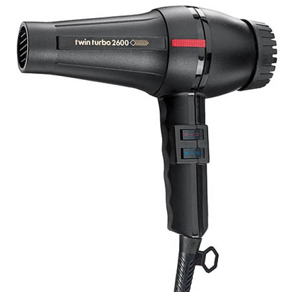 Turbo Power Twin Turbo 2600 Hair Dryer 304A